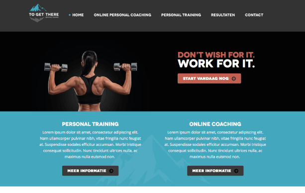 To Get-There Personal Training